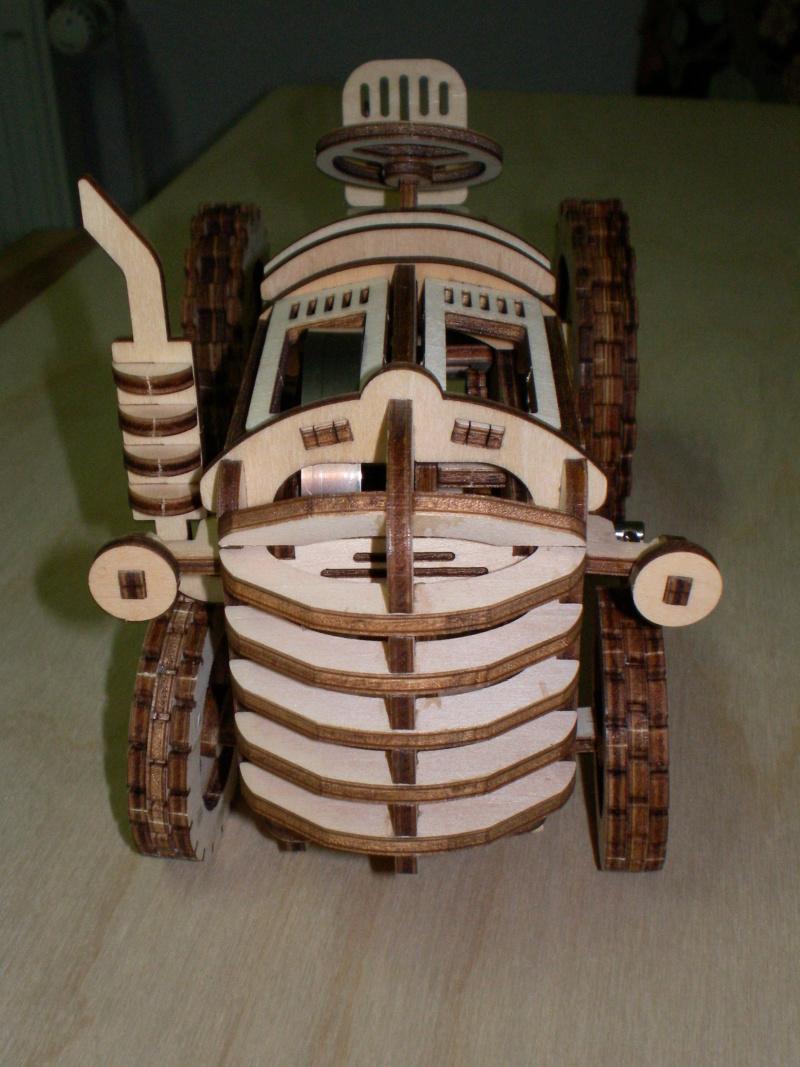 Model Tractor LK401 von ROKR Sany1028