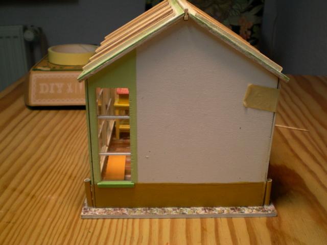 Modell-Gewächshaus von DIY HOUSE Sany1243