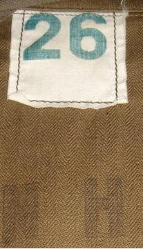 Correspondances des tailles de veste Treillis MLe 47 Sans_t10
