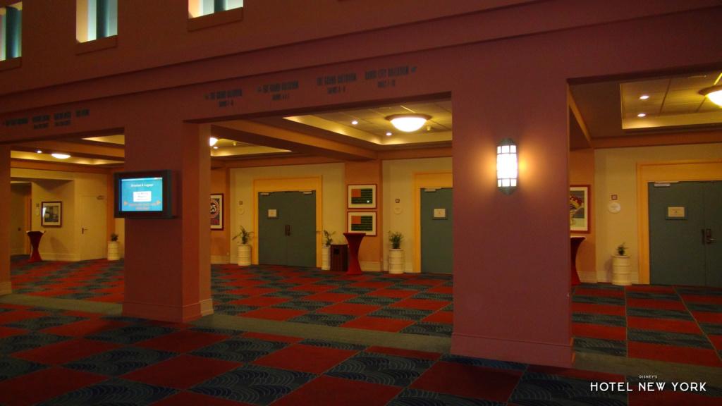 [Officiel] Disney's Hotel New York rethématisé - The Art of Marvel (fermeture en janvier 2019 jusqu'à 2020) - Page 18 311