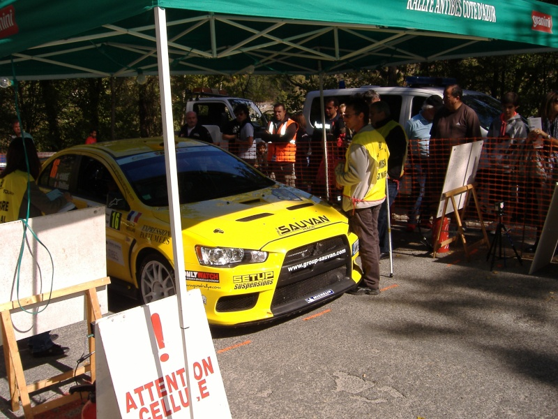 RALLYE D'ANTIBES 2011, LES TOFS !!! Rallye21