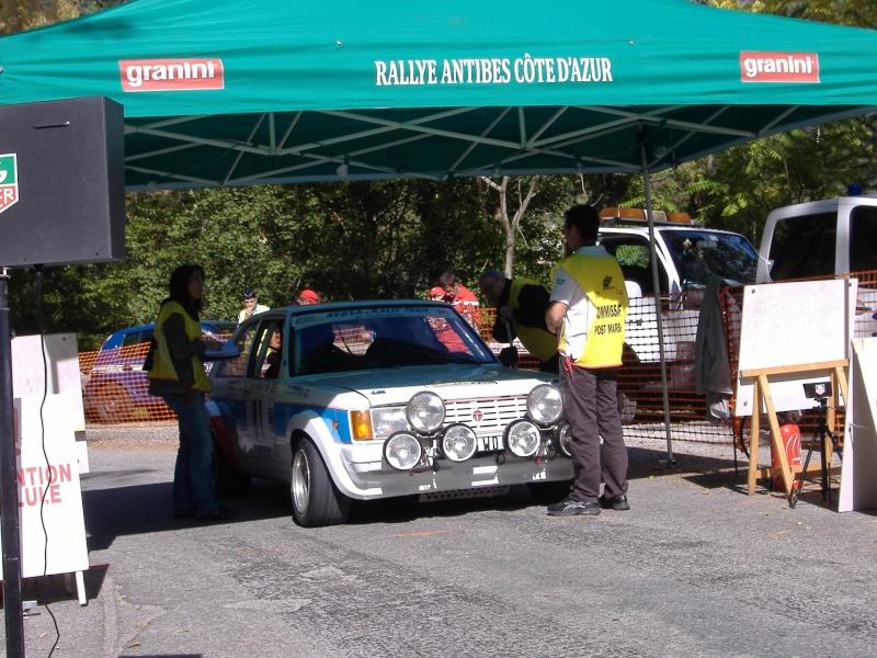 RALLYE D'ANTIBES 2011, LES TOFS !!! Rallye25