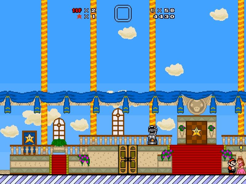 [abandon]Super Mario All Star Nouvelle demo! Screen26
