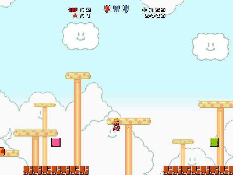 [abandon]Super Mario All Star Nouvelle demo! Screen27