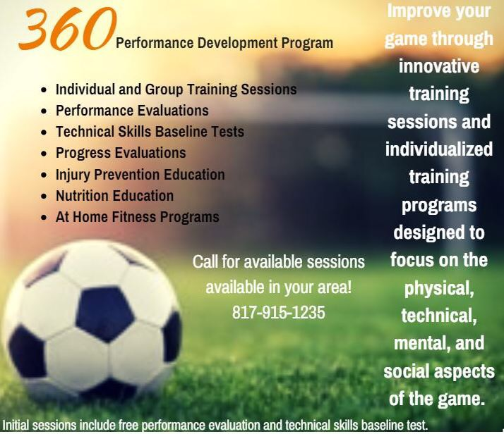 360 PERFORMANCE DEVELOPMENT PROGRAM-FALL SESSIONS AVAILABLE 4233a810