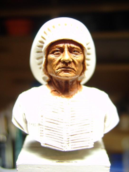 Buste de Sitting Bull Site_w17