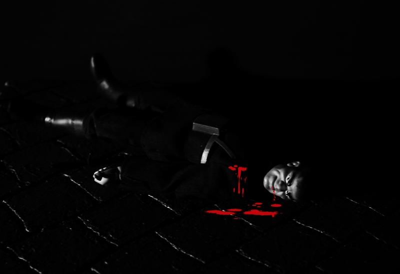 Corto di sangue... 1210