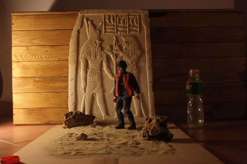 Dietro le quinte di Abu Simbel e Wado Ryu.... Img_8313