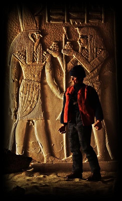 Dietro le quinte di Abu Simbel e Wado Ryu.... M110