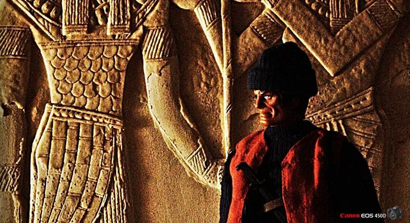 Dietro le quinte di Abu Simbel e Wado Ryu.... M310
