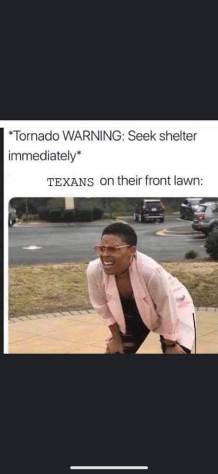 Tornado Strikes Dallas, Sadly *Not* Destroying the Entire Fucking City Fb_img32