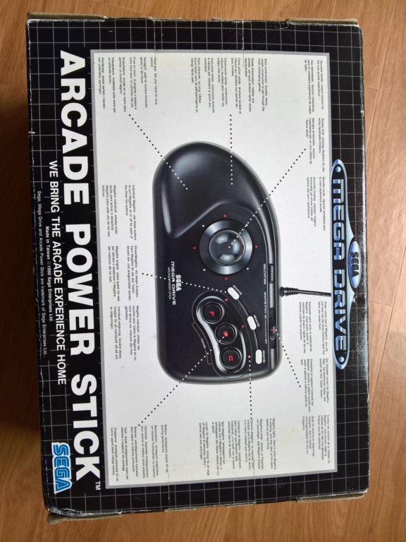 [RECH] Arcade Power Stick Mega Drive Wp_20118