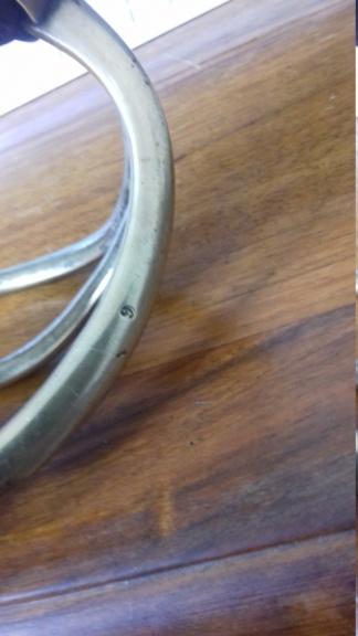 Identification sabre cavalerie légère an IX ou an XI 20200511