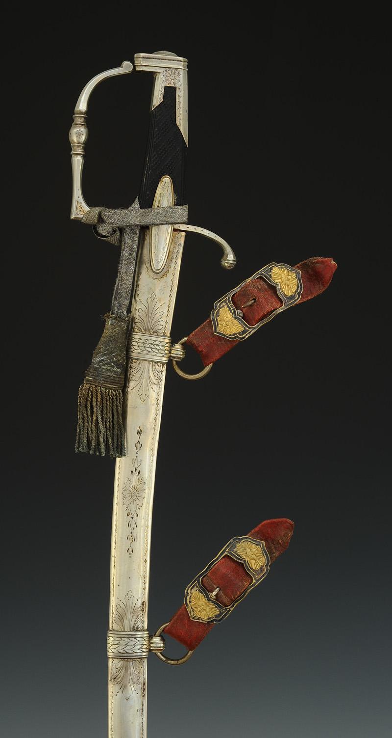 Comment fait on  la différence entre un sabre de la manu   de Pau et un vrai? - Page 2 Produi11