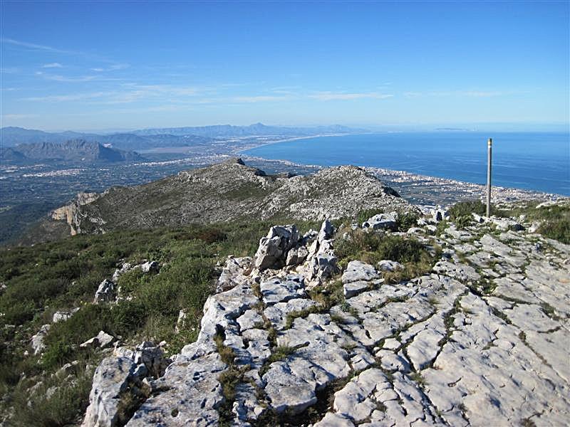 """Sábado 4 de Febrero de 2012 """"Subida al Montgó"""" Denia - Alicante Montgo10"""