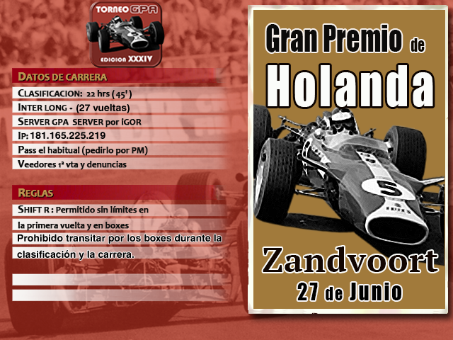 Torneo Edicion XXXIV - Zandvoort Xxxiv_17