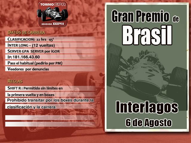 Torneo Edicion XXXVII -  Interlagos 71 Xxxvii10