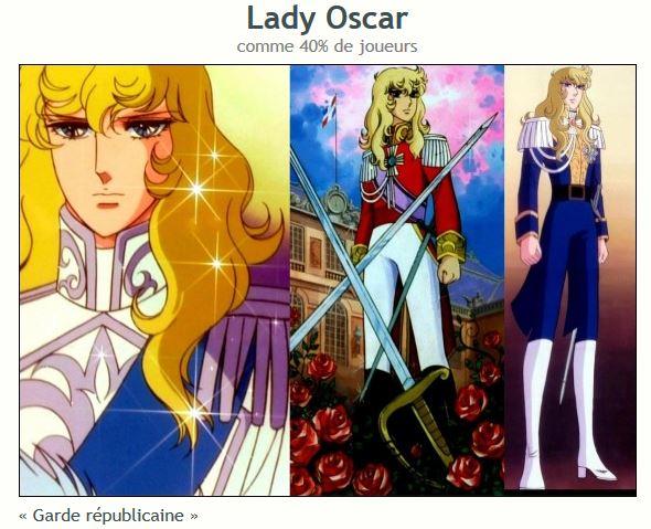 Tests de personnalité Lady Oscar Captur28