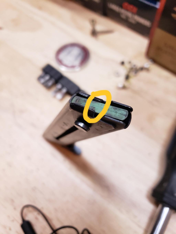 Pistol Repair 20181110