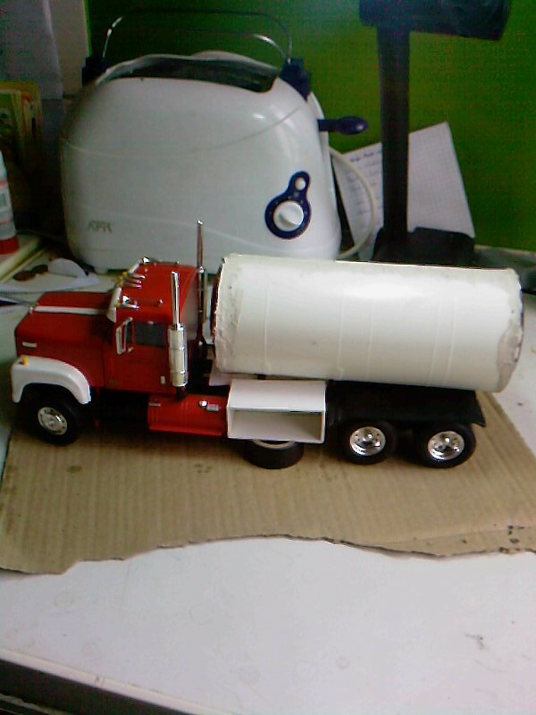 International Transtar 4300 Eagle 1:25 Foto-043