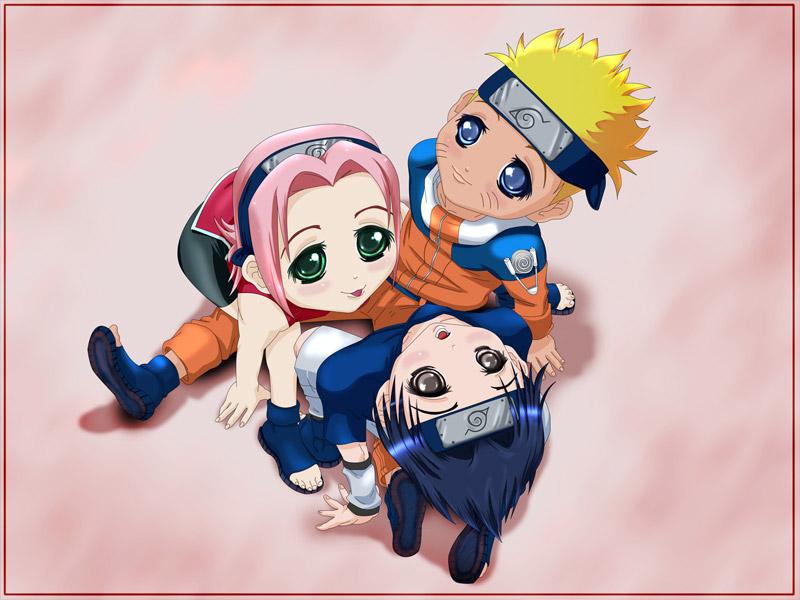 Chibi time XD! Naruto14