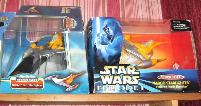 Collection n°150-Ch'ti Yoda-màj vaisseaux impériaux & autres - Page 5 Naboo-19