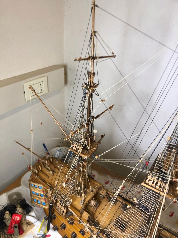nave - victory 1/98  il mio primo modello. - Pagina 5 Img_5314