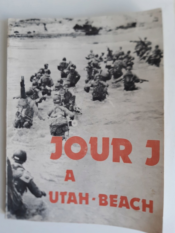 Livre Jour J a Utah beach 20200115