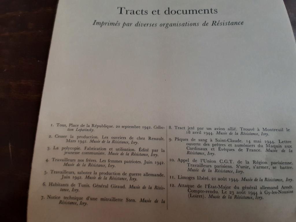 Repros de documents. 20200714