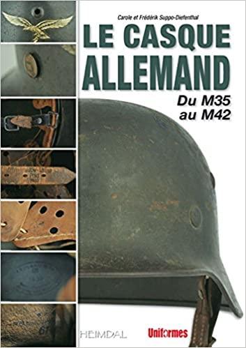 Que faut il savoir avant d acheter un casque allemand m40 double insigne  51zt8w11