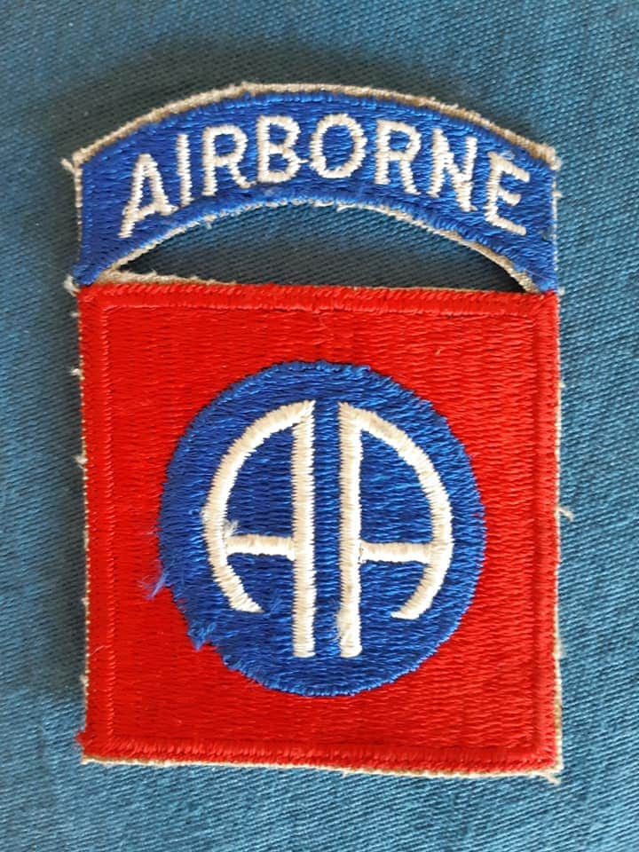 Patch 82nd Airborne Division Fb_img14