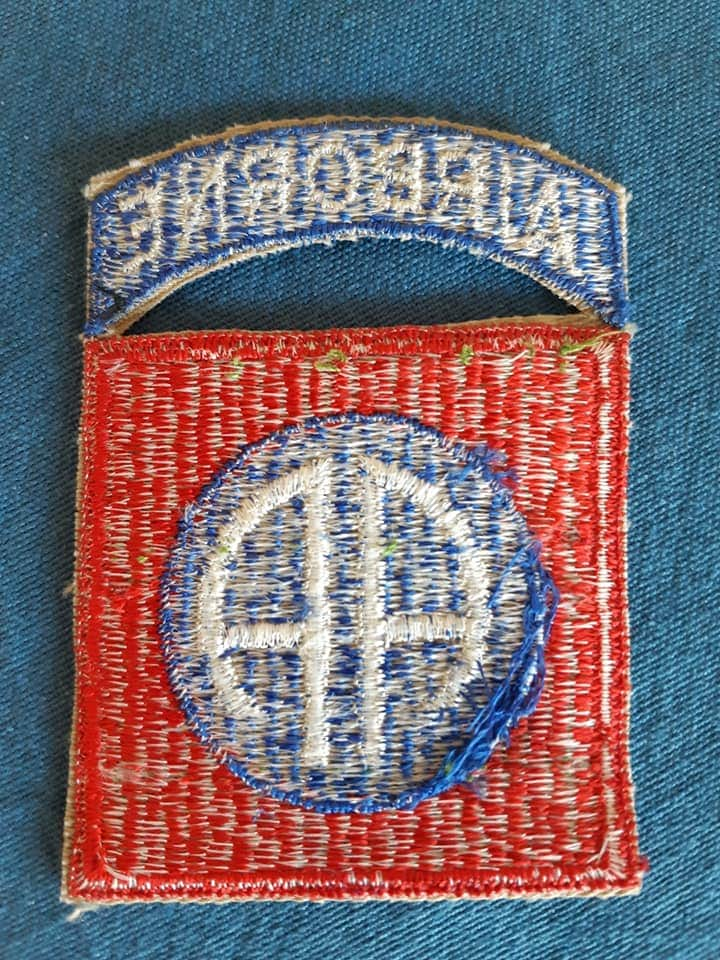Patch 82nd Airborne Division Fb_img15
