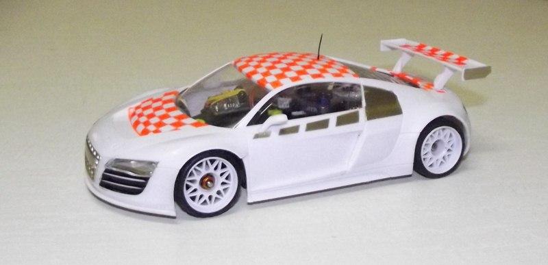 """Audi R8  """" Damier """". Dscf0811"""