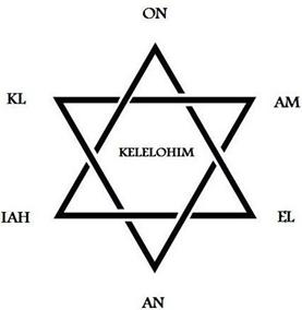 Hashem et le Tétragramme. Etoile10