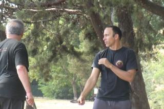 Stage de Kali Jeet Kune Do à Montpellier avec Michel Rozzi. Cimg8014