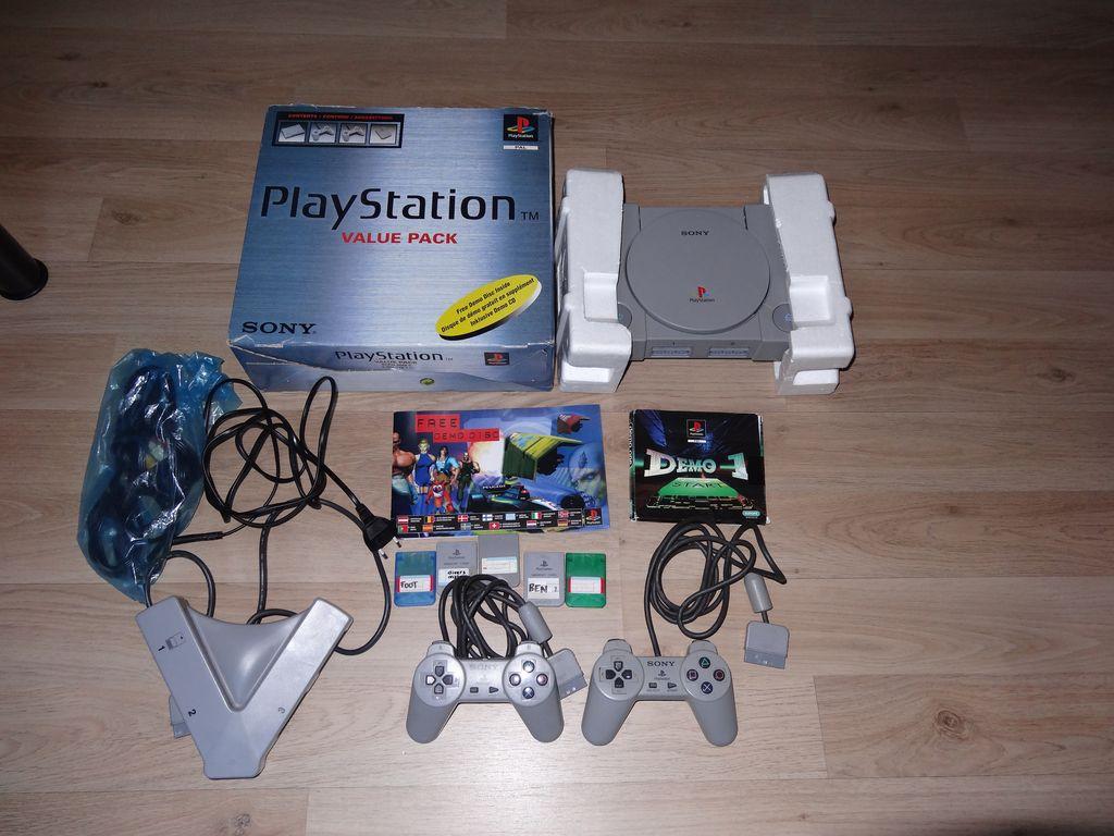 [VDS] Consoles PS1, PS2, PS3 en boîte VENDU Dsc05911