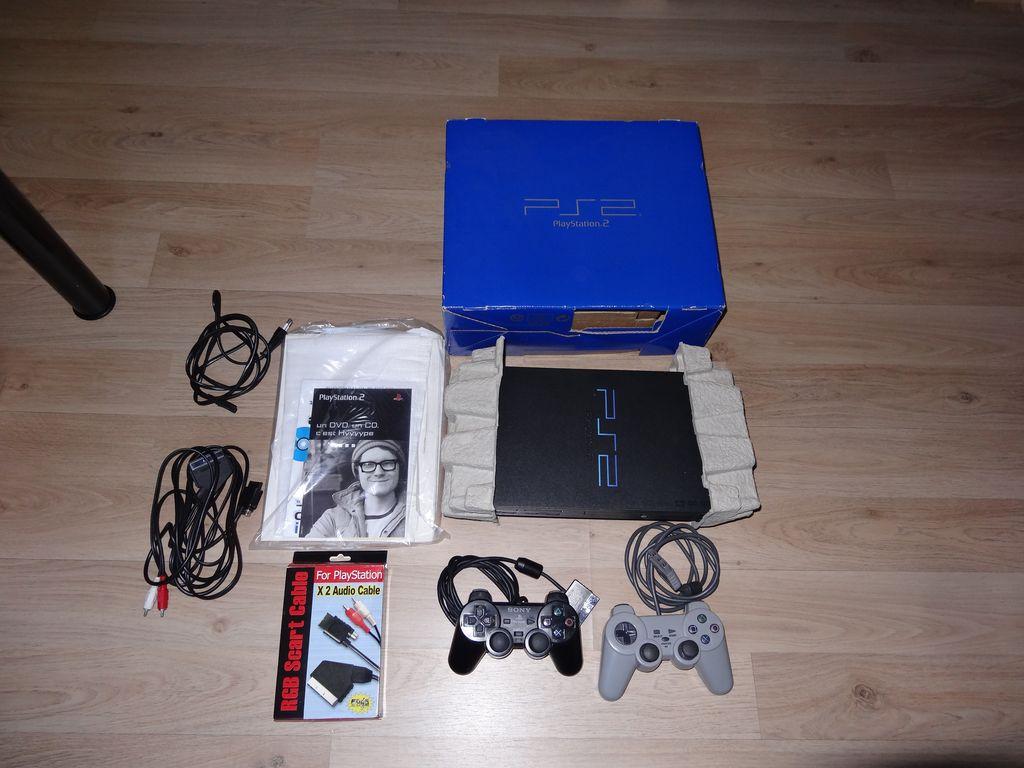 [VDS] Consoles PS1, PS2, PS3 en boîte VENDU Dsc05912