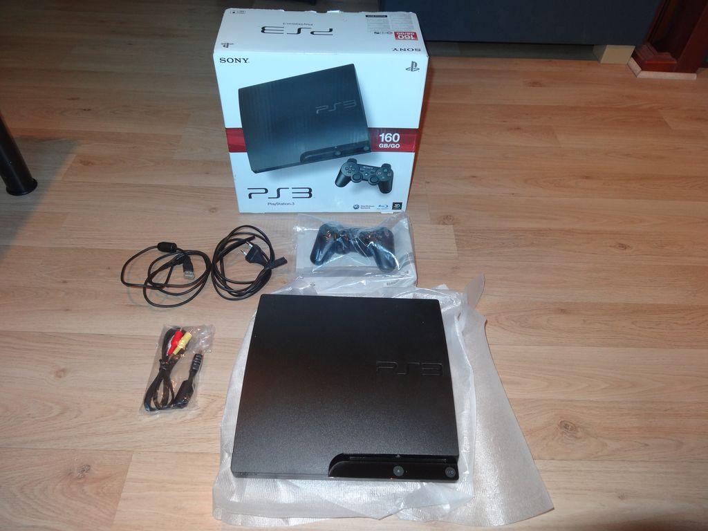 [VDS] Consoles PS1, PS2, PS3 en boîte VENDU Dsc05913