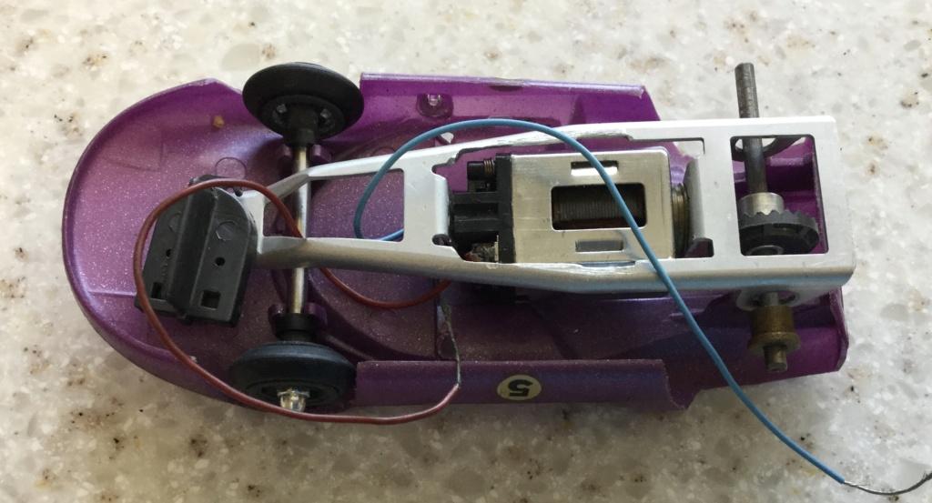 Cox Chaparral 2E slot car Image012