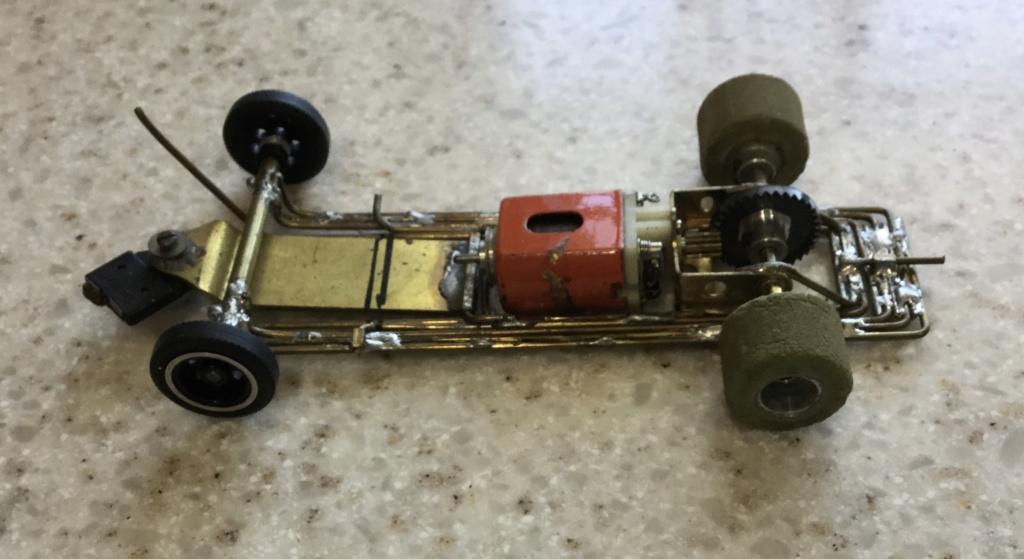 Cox Chaparral 2E slot car Image111