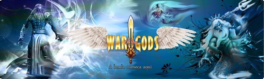 War Of Gods - Viva uma vida de gloria