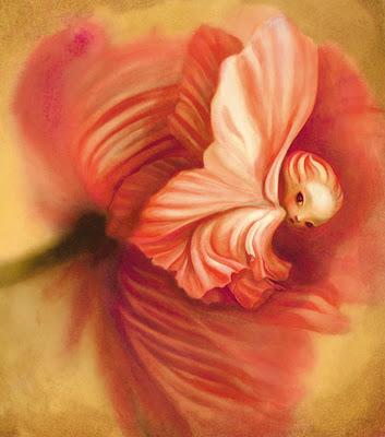 LACOMBE Benjamin - L'Herbier des Fées Fleur10