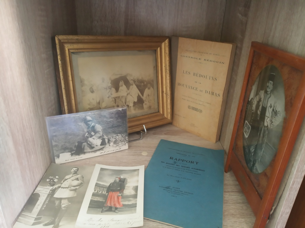 Petite nature morte coloniale et front d'Orient (1883-1917) Img_2456