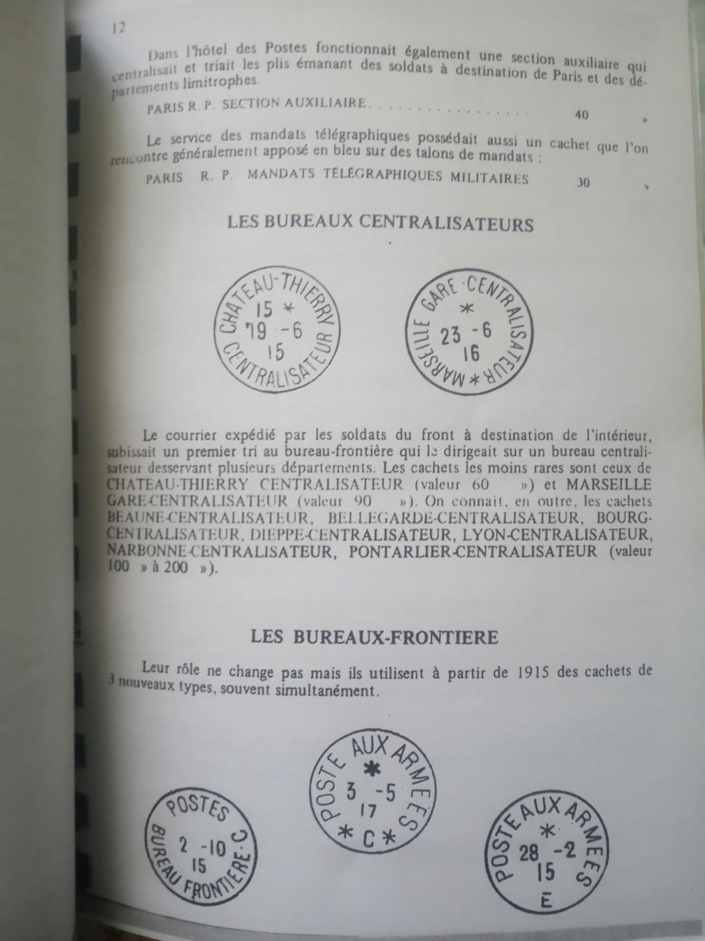 """A identifier oblitération militaire """"M"""" Img_2477"""