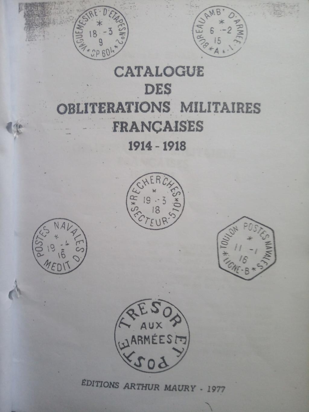 """A identifier oblitération militaire """"M"""" Img_2479"""
