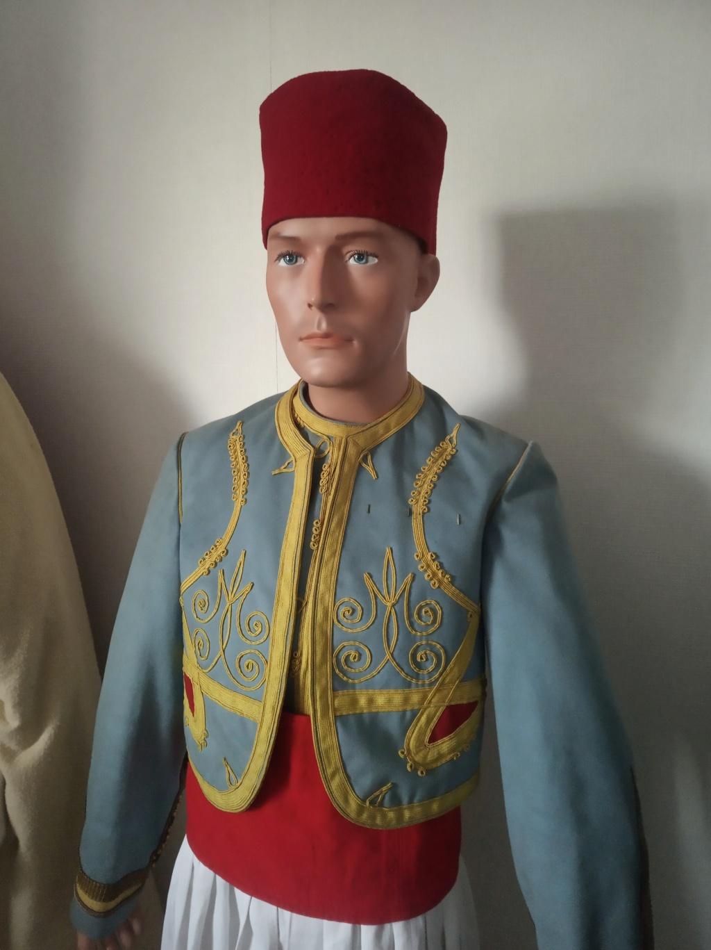 Mon premier mannequin :Sous-officier indigène de Tirailleurs Algériens vers 1910 Img_2647