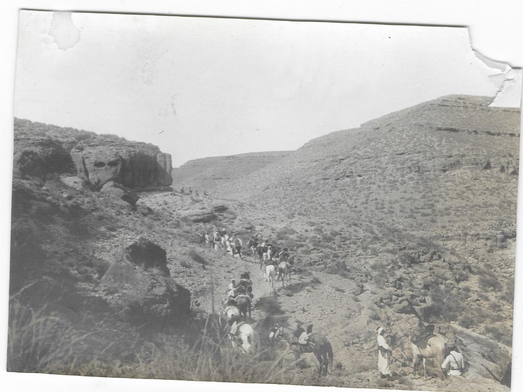 Un groupe franc au Maroc vers 1910-1911 Maroc_11