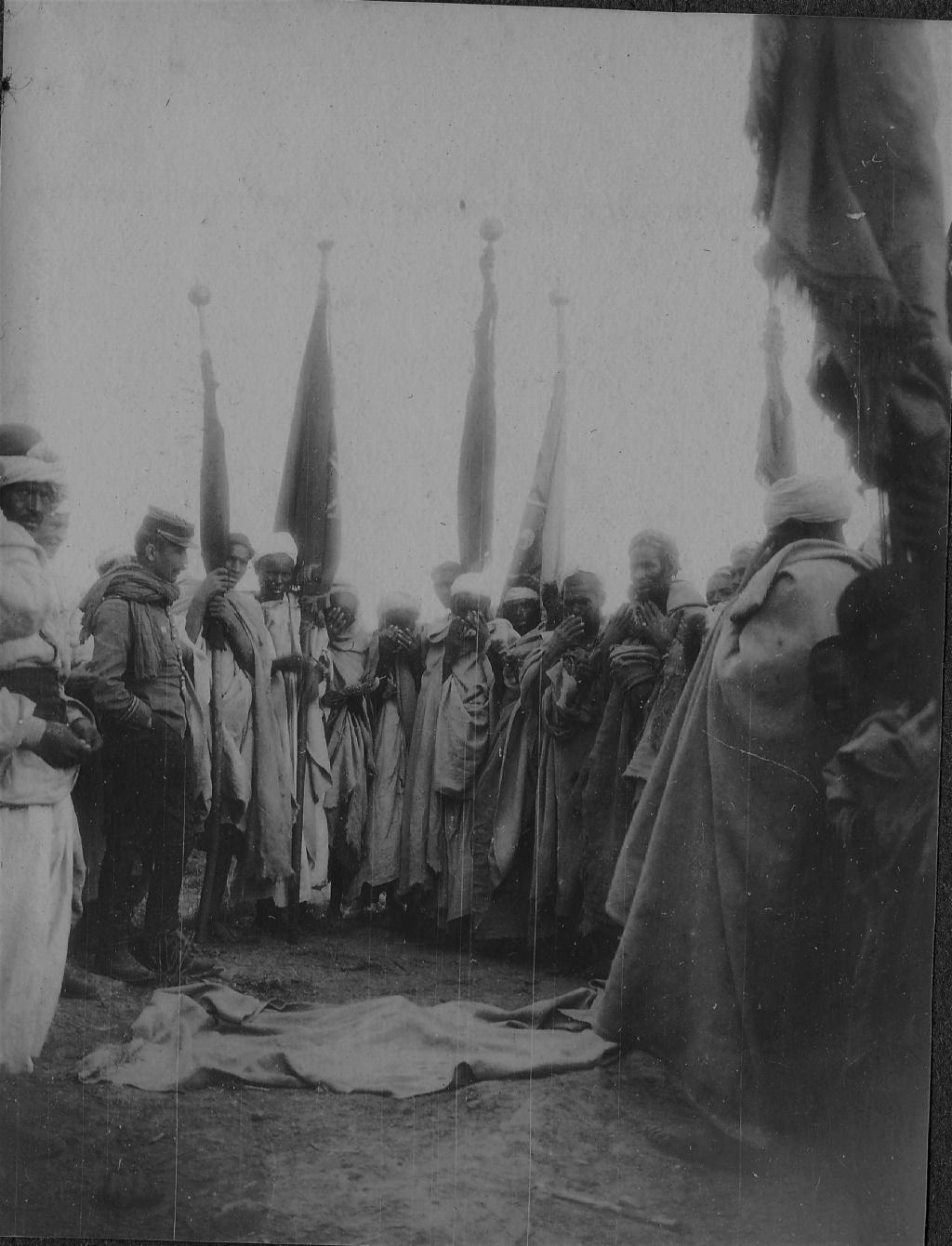 Un groupe franc au Maroc vers 1910-1911 Maroc_12