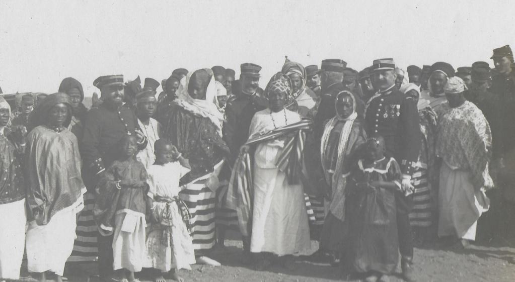 Un groupe franc au Maroc vers 1910-1911 Maroc_14