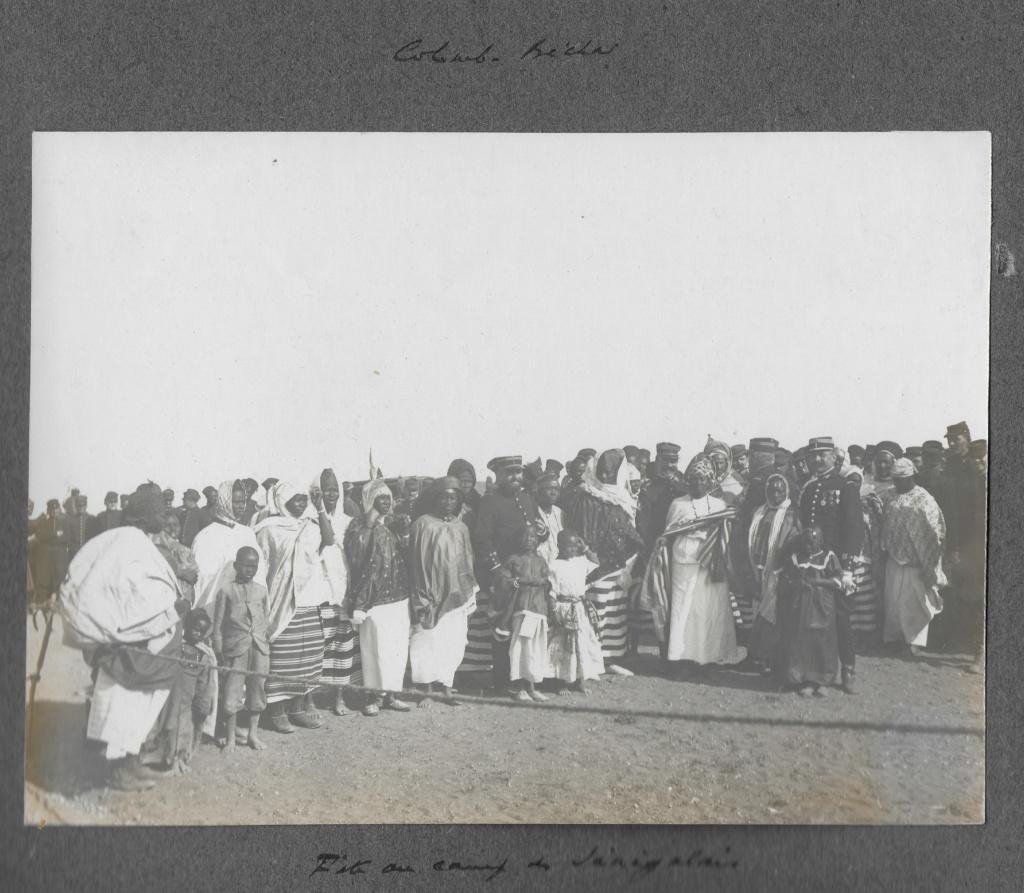 Un groupe franc au Maroc vers 1910-1911 Maroc_15